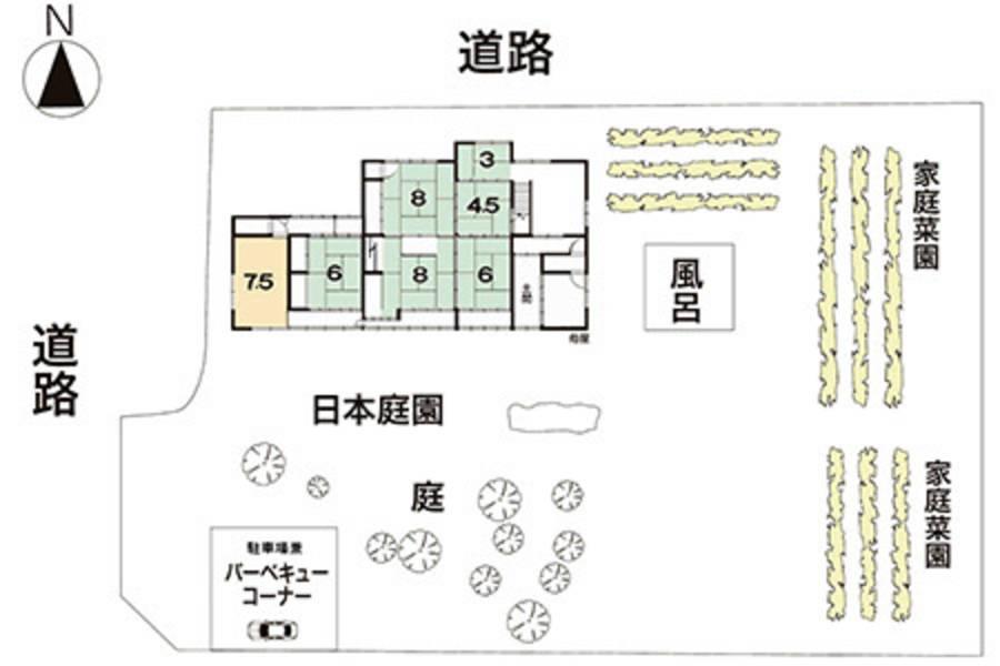 京都 完全プライベート空間 一棟貸し古民家