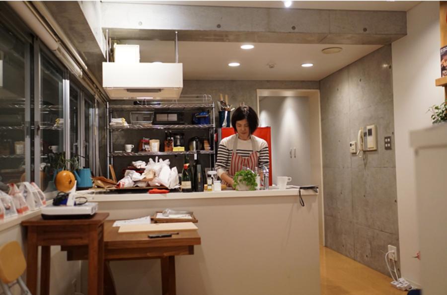 秋葉原・浅草橋 キッチンスタジオ KitchenBee:キッチン利用プラン
