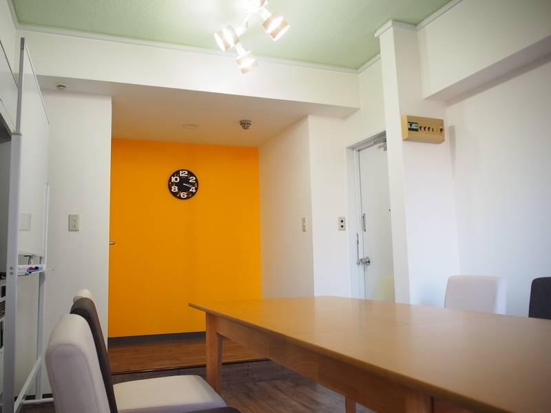 【目黒駅 徒歩3分】レンタルスペース『Crave目黒』/個室/最大12名/Wi-Fi/フルリノベーション
