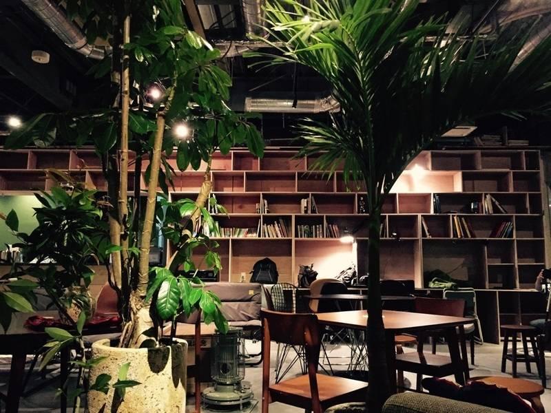 錦糸町レンタルスペース シルクロードカフェ