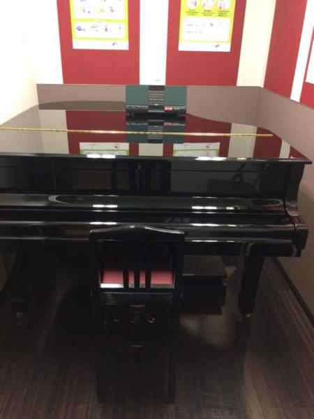 【自由が丘 徒歩3分】ミュージックアベニュー自由が丘 楽器練習室(S9ルーム)