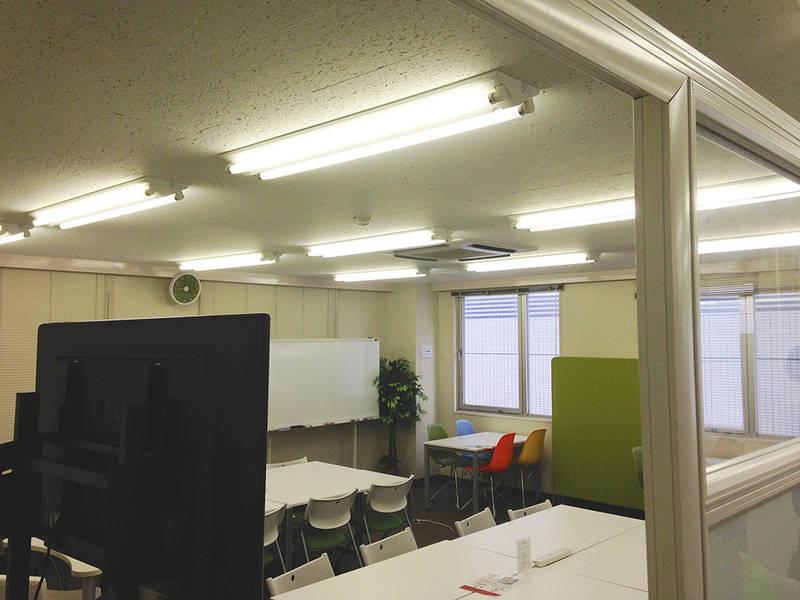 コワーキングスペース茅場町 Co-Edo 4F セミナースペース