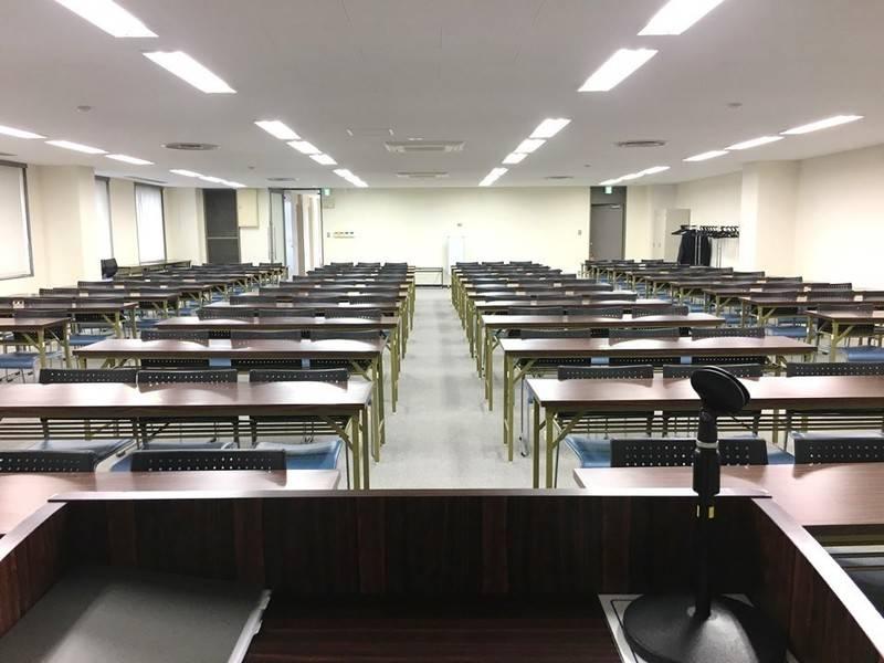 【築地東銀座・81~144名・プロジェクターなど充実の無料設備】築地東銀座 3階