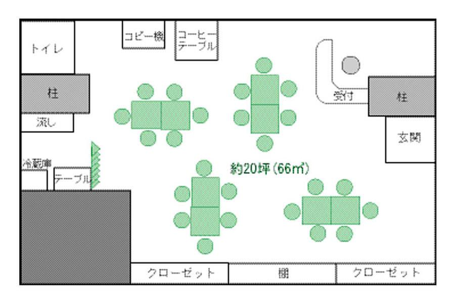 蒲田 貸しスペース TESS