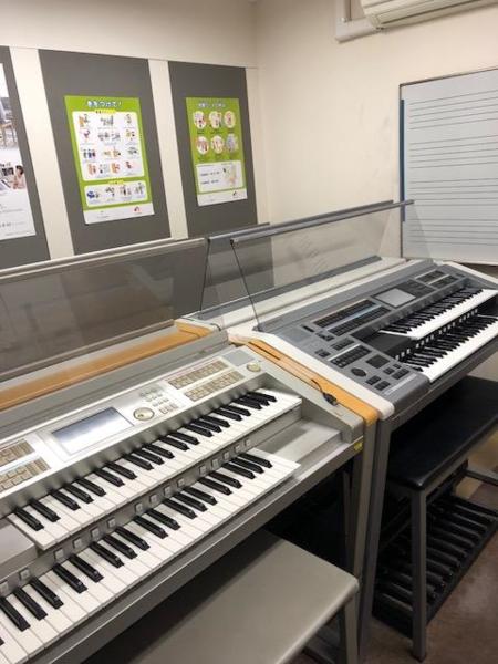 【自由が丘 徒歩3分】ミュージックアベニュー自由が丘 楽器練習室(M2ルーム)