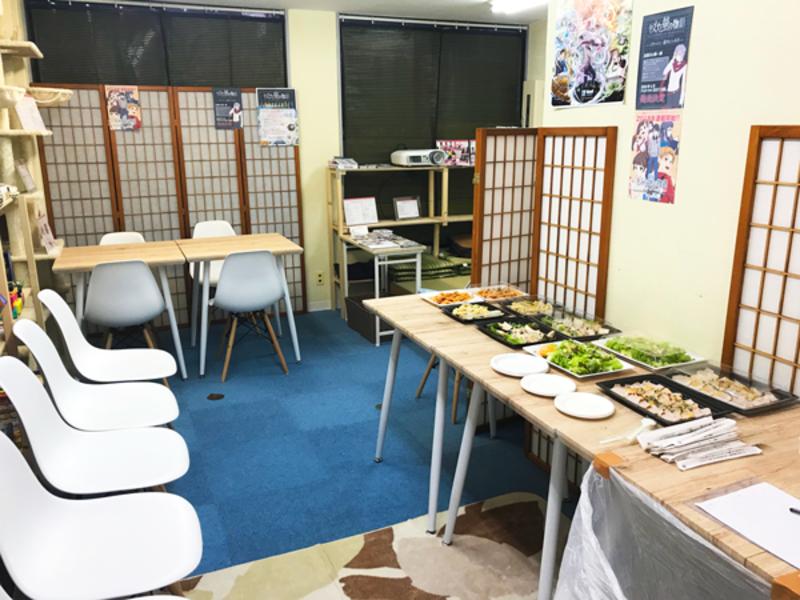 ボードゲームカフェ ムスビヨリ
