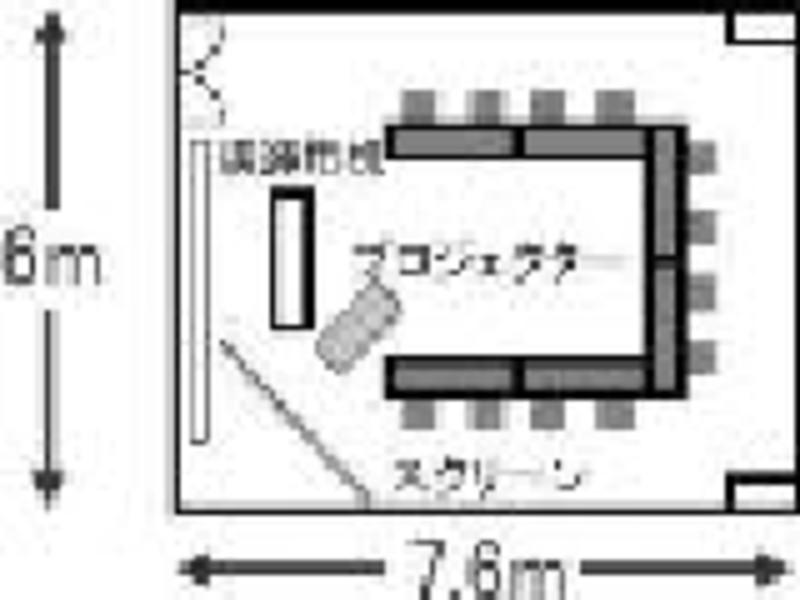 AOTS関西研修センター 小教室 16