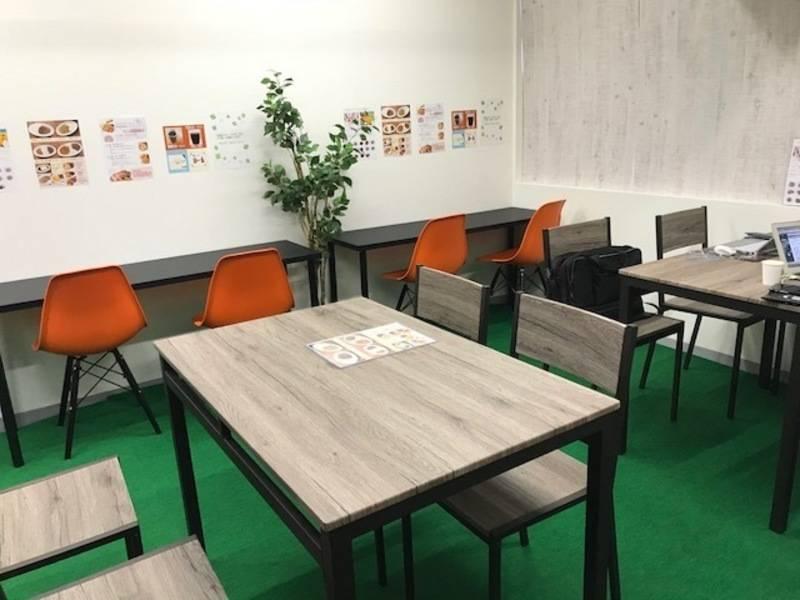 ミーティングカフェスペース