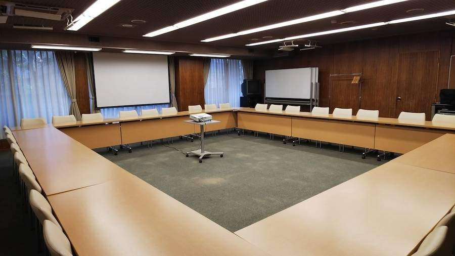 ルーテル市ヶ谷センター 第1会議室 午後夜間の部(平日13:00-21:30)の写真