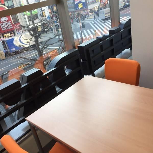 【JR新宿駅 東口 徒歩3分】ミーティングスペース<無線LAN完備>MYオフィス/ワークスペース/新宿東口会議室