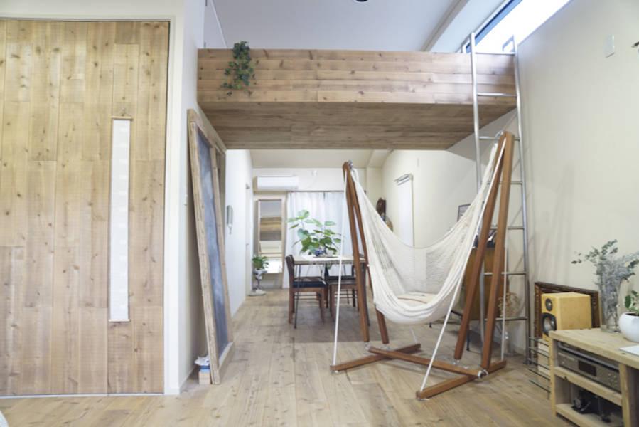 京都市中京区 ハウススタジオ 木のスタジヲ「Life」 304号室の写真