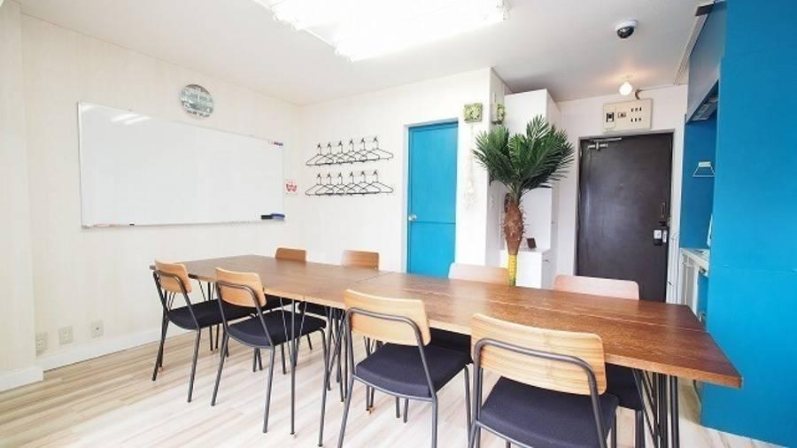 【マリブ】渋谷駅から徒歩4分 完全個室の貸し会議室 レンタルスペース A