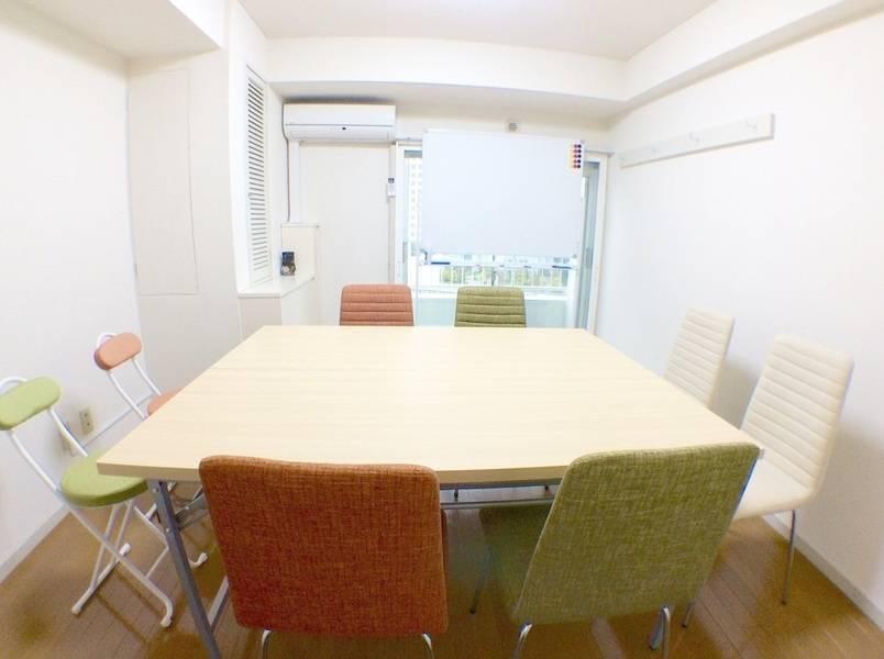 【品川駅徒歩4分】女性から人気♪ 明るく清潔感ある完全個室!無料Wi-Fi設置!