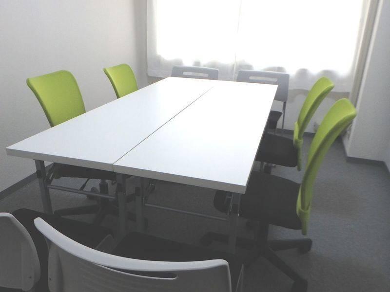 【茅場町・日本橋3~4分】完全個室、格安、今すぐ予約可のレンタルスペース。会議、商談、セミナー、ゲーム会などに最適【リピーター多数!】