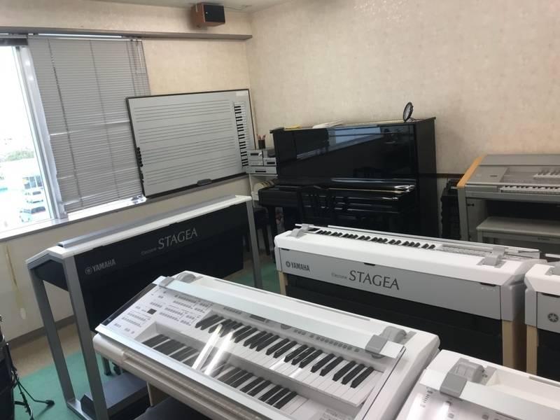 JR「弁天町」・大阪メトロ「弁天町」直結 ヤマハの音楽練習室 Lesson Room E10