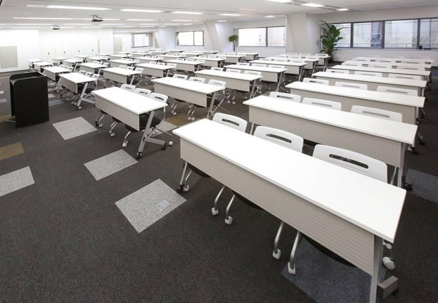 【最大126名収容】【六本木一丁目1分】 カンファレンスセンター A+B+Cの写真