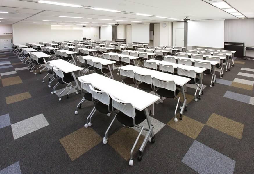 【最大126名収容】【六本木一丁目1分】 カンファレンスセンター A+B+C