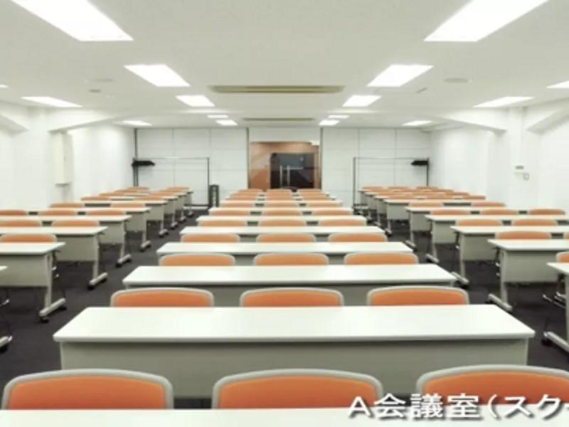 【四ツ橋駅直結】四ツ橋ビルディング A会議室(16~40名プラン)大阪会議室【ホワイトボード利用可能!】の写真