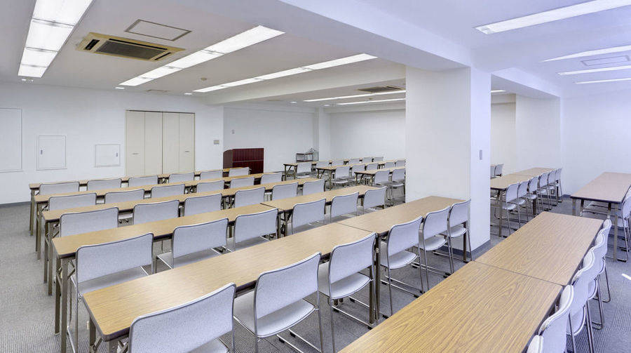 【銀座】アクセス抜群、落ち着いた雰囲気の会議室で会議をしませんか?/6階C会議室(銀座会議室三丁目)の写真