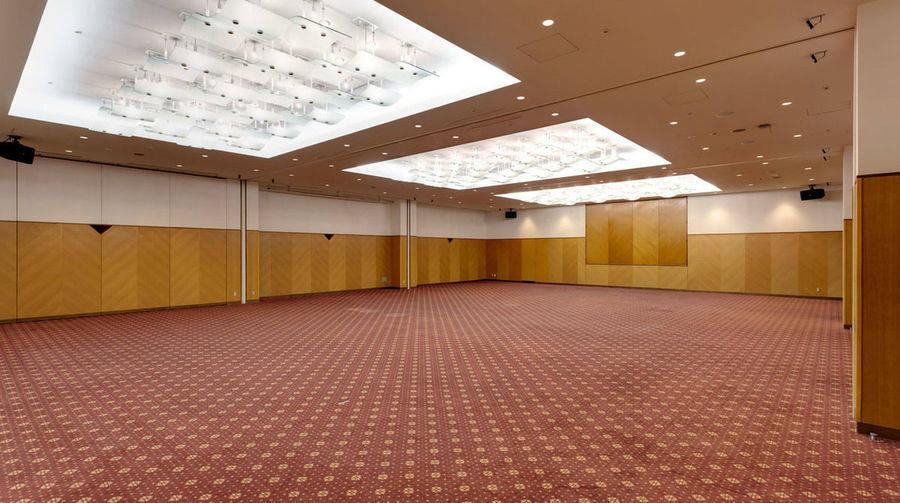 【銀座】立地抜群、明るく広々したホールで総会をしませんか?/フェニックスホール(銀座フェニックスプラザ)の写真