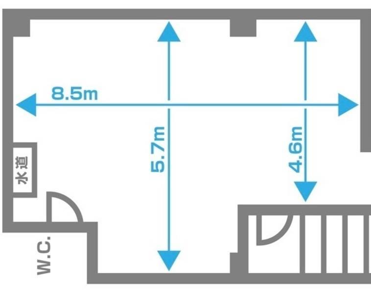 中野坂上A2出口から徒歩7分!JR中野駅 東中野駅からも徒歩圏内です!ダンス、ヨガ、舞台稽古、撮影、勉強会、トークライブ、その他、様々な用途でお使いできる、都内トップクラスの格安価格で提供できるスペースです!