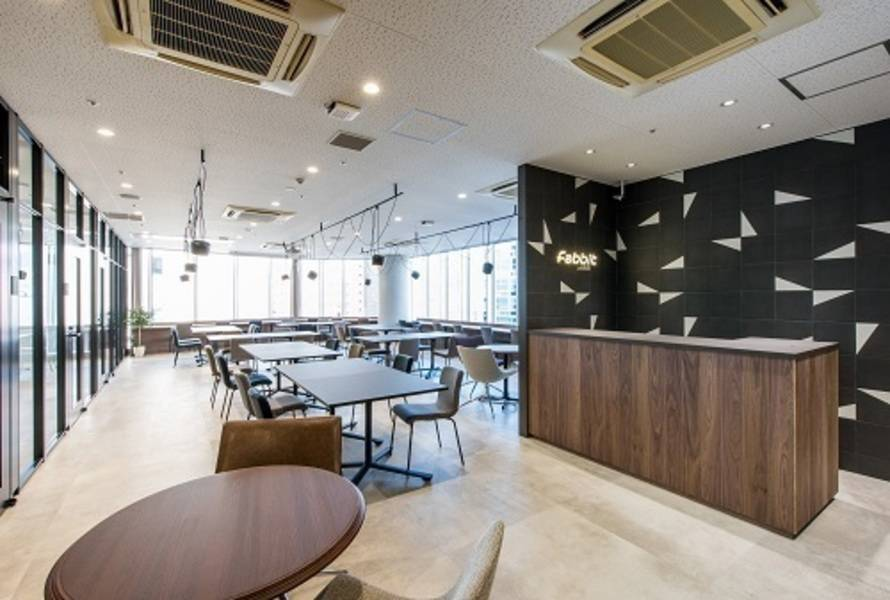 【fabbit銀座】コワーキングスペース!会議室(5人)