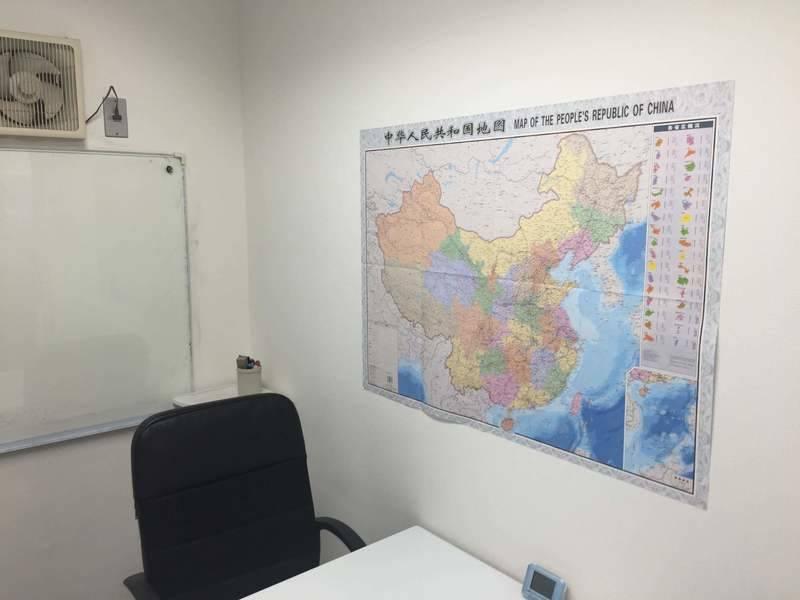 神田4分 ショーバ中国語センター 二人部屋2