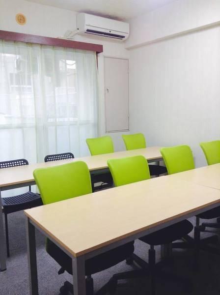 【名古屋駅徒歩3分】明るく、清潔、静かな会議室『K+名古屋』