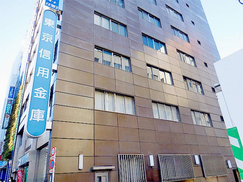 新宿三丁目徒歩3分 スペースB 6名用 ミーティングスペース
