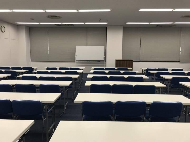 【田町・三田】駅近・お弁当手配可能「田町」会議室H(90席)