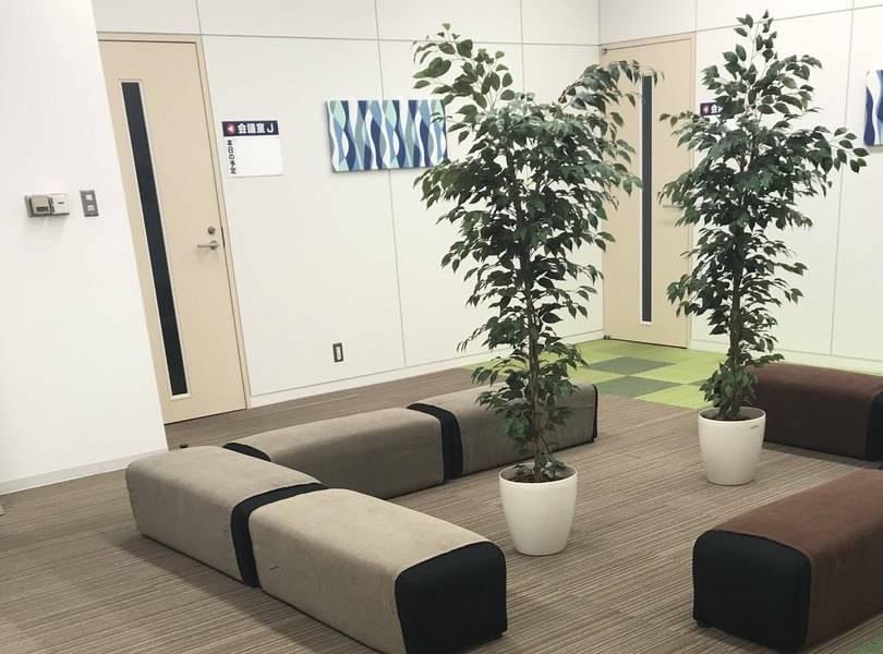 【田町・三田】駅近・お弁当手配可能「田町」会議室G(72席)