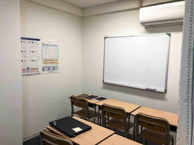 【板橋区役所前徒歩5分】ホワイトボード付個室もあり!ヨガ、ダンス教室、ワークショップなど様々な用途に使えるスペースの写真