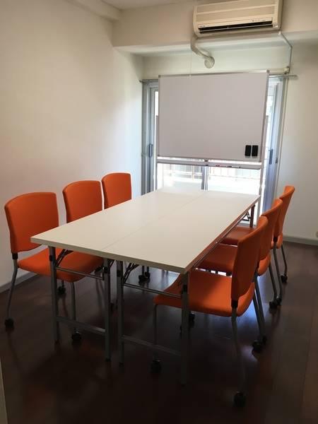 【品川駅近】リピート・女性利用が多く安心、綺麗な貸し会議室