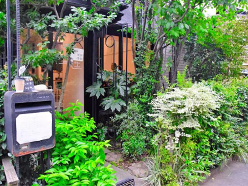 恵比寿 古民家をリノベーションしたカフェ 落ち着いた雰囲気で個性的な企画を【テーブル利用プラン】