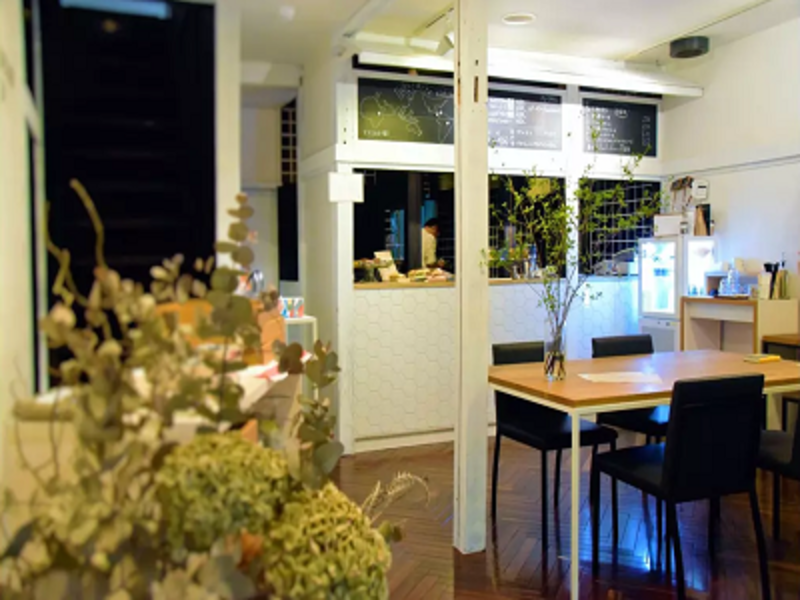 恵比寿 古民家をリノベーションしたカフェ 落ち着いた雰囲気で個性的な企画を【ビジネスプラン】