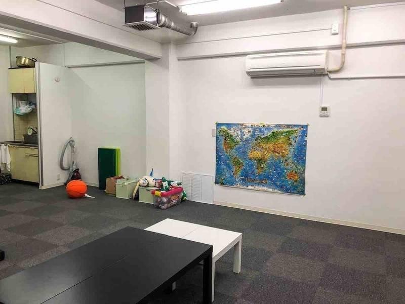 【板橋区役所前徒歩5分】個別指導塾の教室におすすめ!ヨガやダンス教室、子連れのママ会もOK、様々な用途に使えるスペース