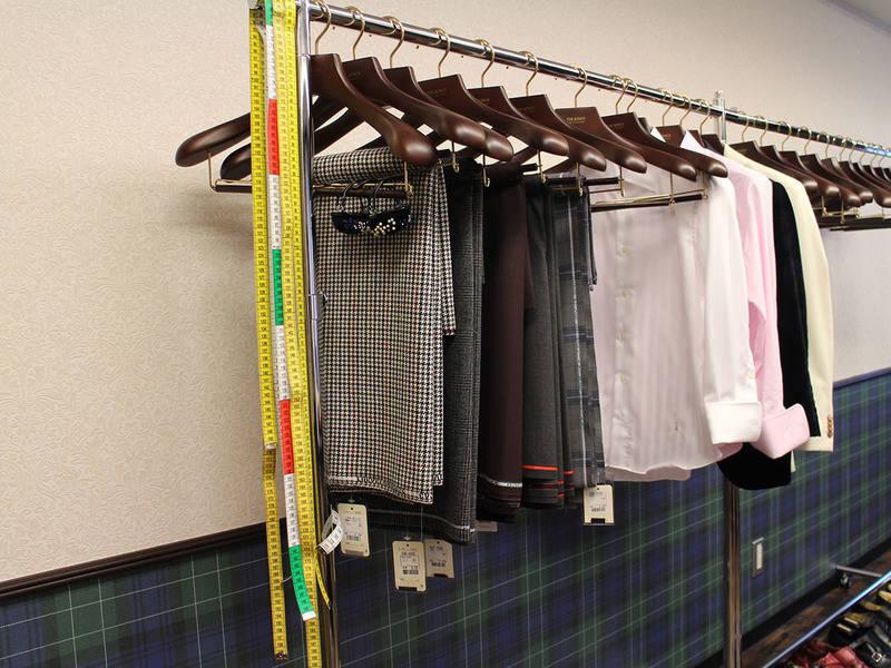 麻布十番徒歩4分 オーダーメイドスーツ「THE KINGS」店舗 展示会・スキルシェア・ワークスペース