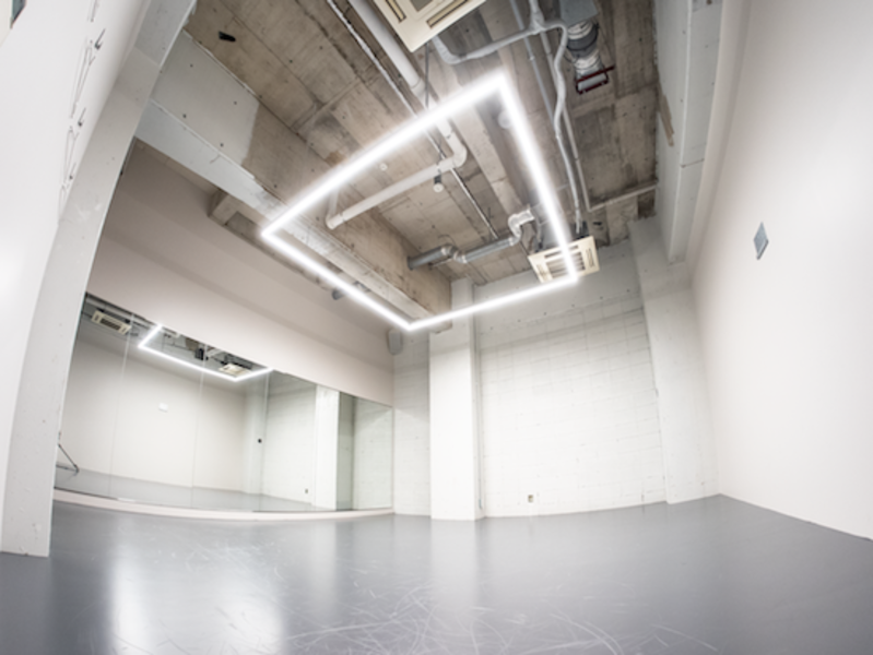 in the house / Street Dance Park / A studio