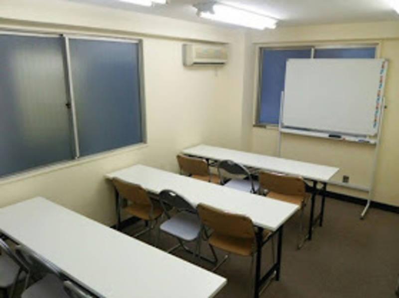 激安!神田駅西口すぐ!一人貸切にも最適!完全個室会議室!