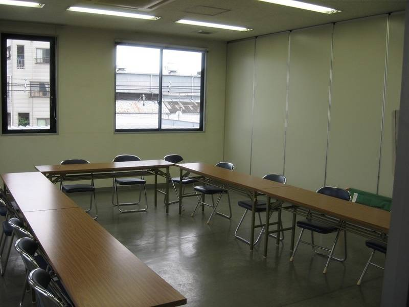 大阪市東成区に立地する貸会議室