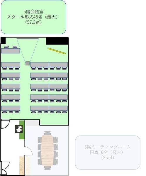 仙台あおば通店 5階B会議室