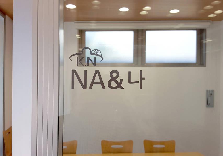 【東新宿】2018年内装工事完了/清潔でおしゃれなガラス張り部屋●ROOM (NA&나)●