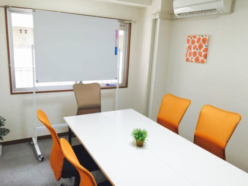 ★オータムキャンペーン実施中★【神保町・九段下駅1分!】 WiFiが無料で使えます!ビジネス商談・打ち合わせにぴったりな静かな個室スペースです!