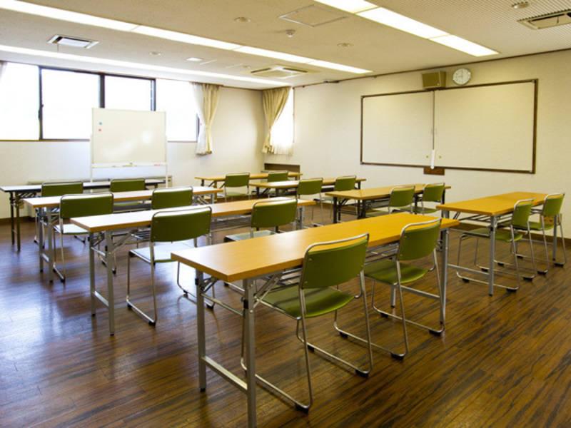 神戸市西区の温泉で会議【温泉入れます】【プロジェクター、マイク無料】