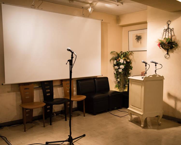 【銀座駅2分】全設備無料のホール貸切【パーティプラネット「銀座PPサロン」】