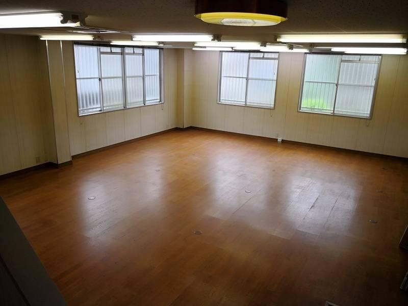 【山科区広見町】ゆったり広々の合計127㎡!会議やセミナー・教室にも最適空間です!