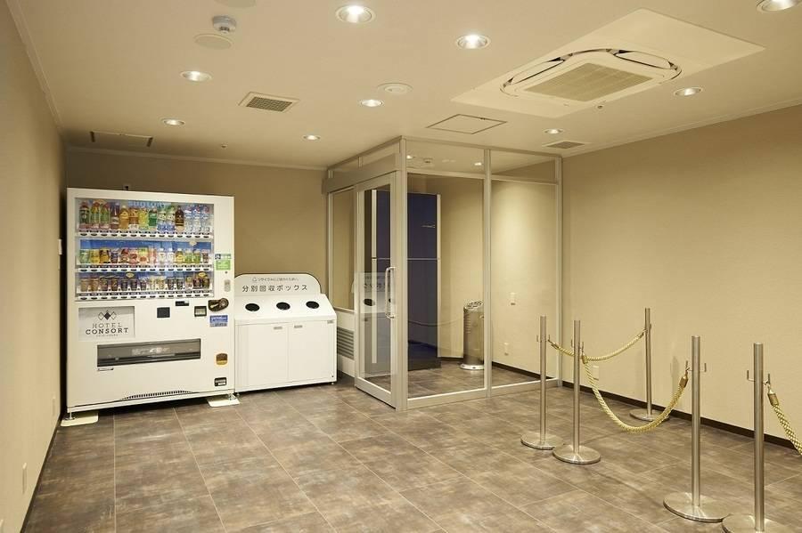 【大阪・西中島南方駅前!徒歩0分!アクセス抜群!】50㎡★ホテルコンソルト新大阪の会議室★
