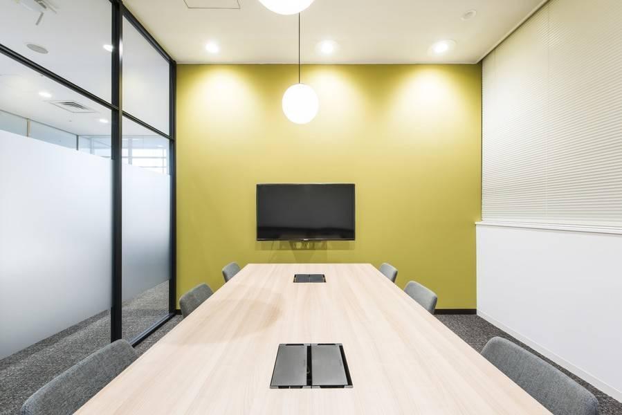 【東京・八重洲】fabbit京橋 個室会議室の写真