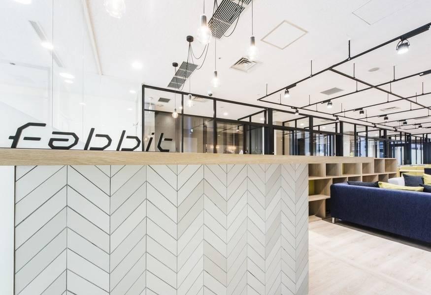 【東京・八重洲】fabbit京橋 個室会議室
