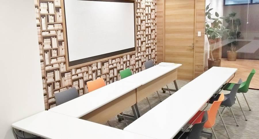 【ルームB】渋谷駅徒歩3分!最大12名収容可能<少人数セミナー・会議・勉強会に>